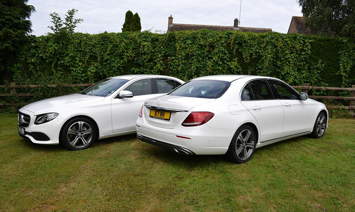 Mercedes E Class Chauffeur Services