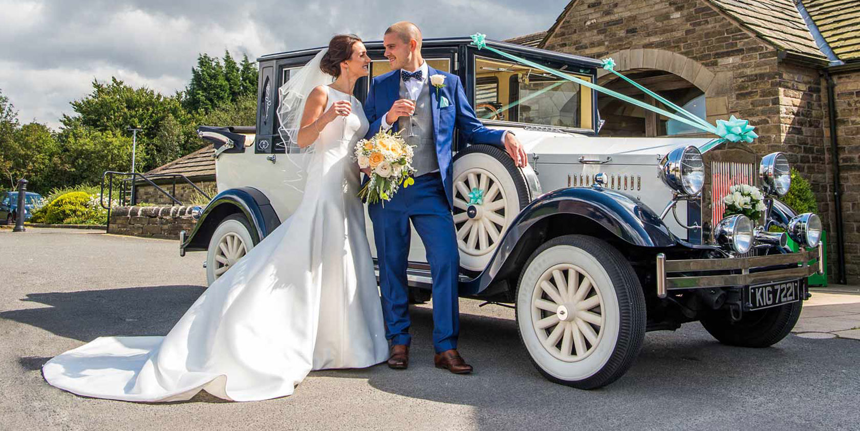 Wedding Car Packages Champaneri Cars Chauffeur Service Wedding Cars Leicestershire
